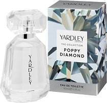 Yardley Poppy Diamond EDT - Дамски парфюм -