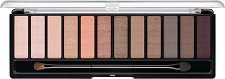 Manhattan Eyemazing Blush Edition Eye Contouring Palette - Палитра с 12 цвята сенки за контуриране на очи -