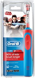 Oral-B Vitality Star Wars Electric Toothbrush - Детска електрическа четка за зъби -