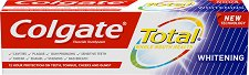 Colgate Total Whitening Toothpaste - Избелваща паста за зъби -