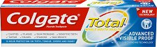 Colgate Total Advanced Visible Proof Toothpaste - Паста за зъби -