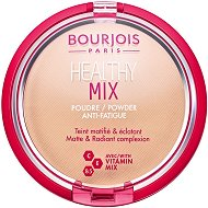 Bourjois Healthy Mix Powder Anti-Fatigue - Компактна пудра за лице с анти-умора ефект -