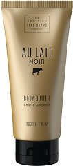 "Scottish Fine Soaps Au Lait Noir Body Butter - Масло за тяло от серията ""Au Lait Noir"" -"