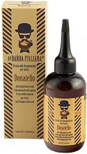 Barba Italiana Anti-Flaking Beard Cream - Donatello - Ексфолиращ крем за брада -