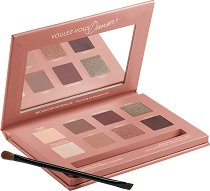 Bourjois Place De L'Opera Rose Nude Edition - Палитра с грим за очи -