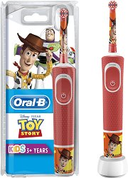 Oral-B Vitality Kids Disney Toy Story Electric Toothbrush - Детска електрическа четка за зъби -