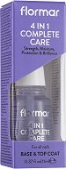 Flormar 4 in 1 Complete Care - База и топ лак за нокти -